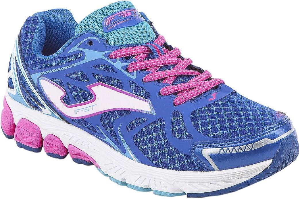 JOMA Fast Lady - Zapatillas de Running para Mujer, Color Azul, Talla 39: Amazon.es: Zapatos y complementos