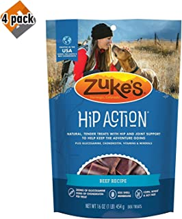 product image for Zuke's Hip Action Dog Treats - 4 Pack