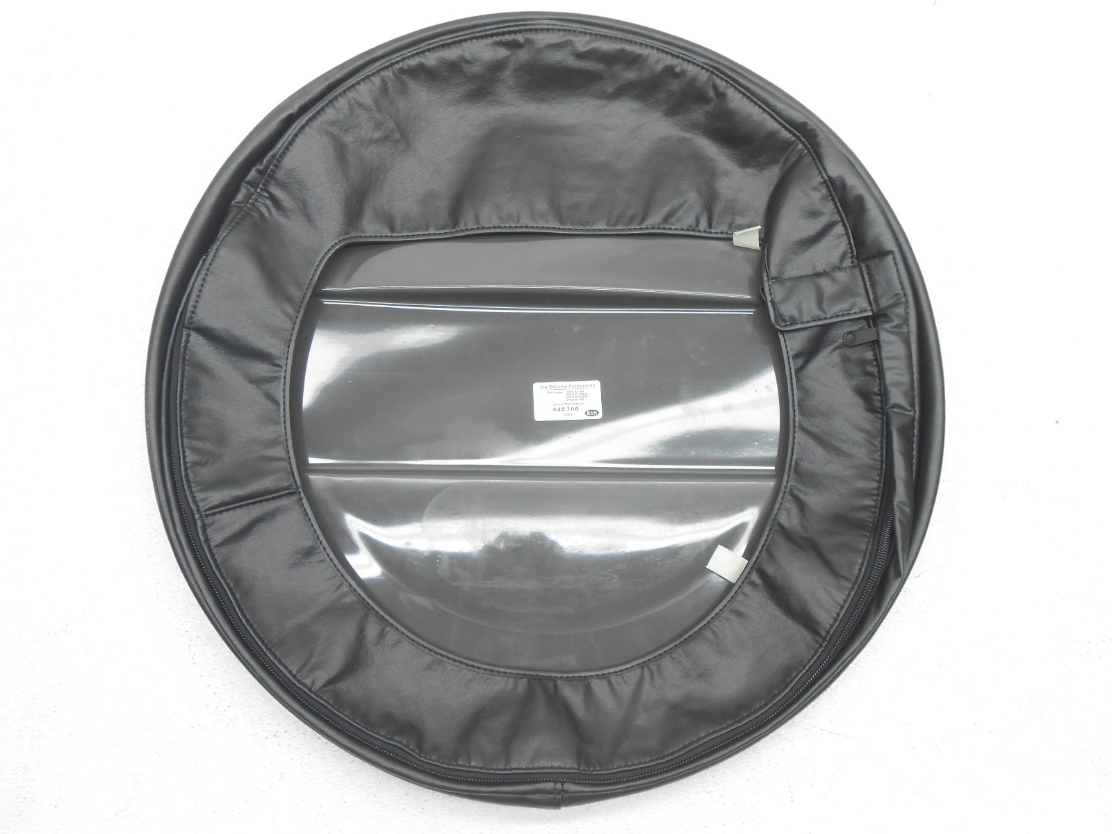 New OEM 2001 Kia Sportage Spare Tire Cover - UP01L-AY009