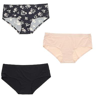 753195cdfa757 Marilyn Monroe Intimates Women s Seamless Hipster Panties