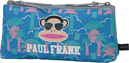 Paul Frank – Estuche escolar California Paul Franck: Amazon.es: Oficina y papelería