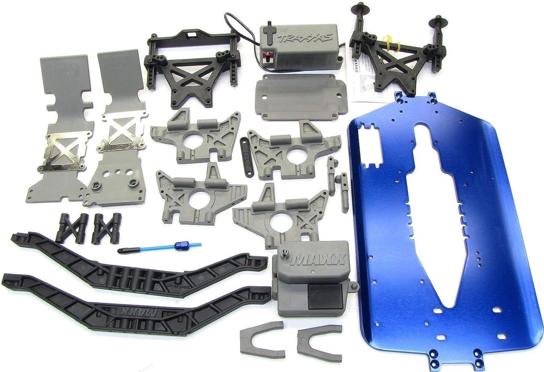 Aluminum Front Body Post For Traxxas E//T-maxx Tmaxx 3.3 3903 3905 3908 4907 4908