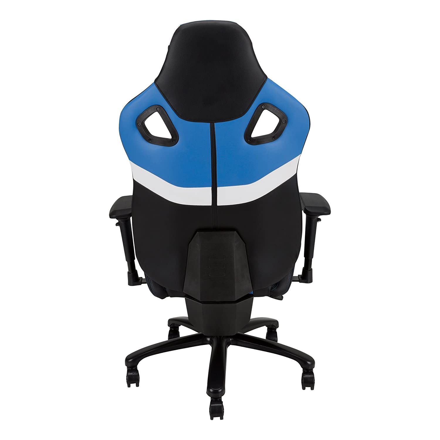 Amazon Galaxy XL Big and Tall Size Gaming Chair by SkyLab Performance Seating Blue Black White Industrial & Scientific