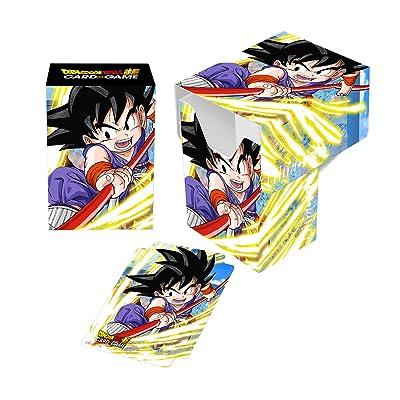 Ultra Pro Official Dragon Ball Super Explosive Spirit Son Goku Deck Box: Toys & Games [5Bkhe0200665]