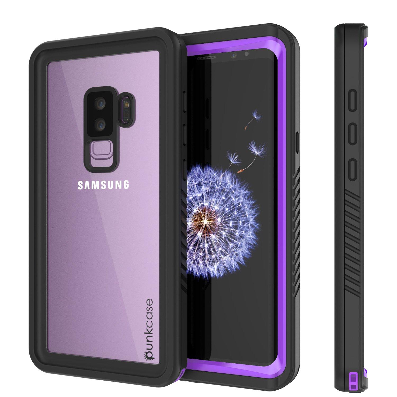 huge discount 77ea5 00461 Galaxy S9 Plus Waterproof Case, Punkcase [Extreme Series] [Slim Fit] [IP68  Certified] [Shockproof] [Snowproof] [Dirproof] Armor Cover W/Built in ...