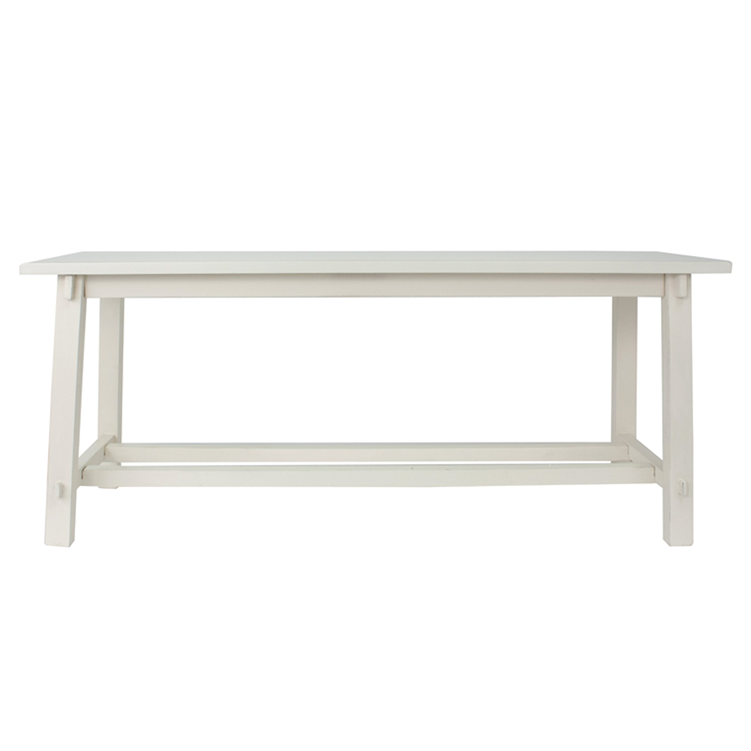 Décor Therapy FR1592 Bench, Antique White by Decor Therapy
