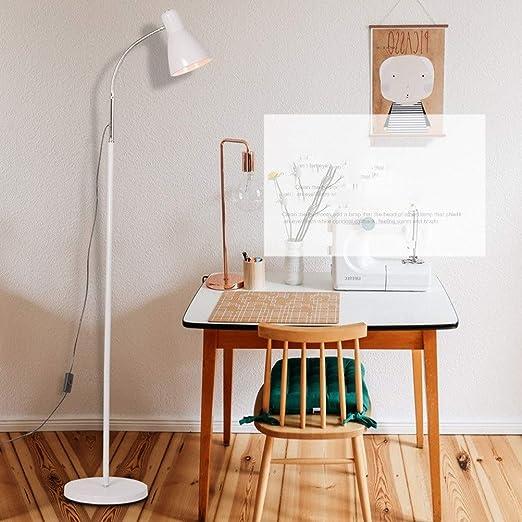 NO BRAND Simples Habitación Sala de Estar Estudio Vertical lámpara ...