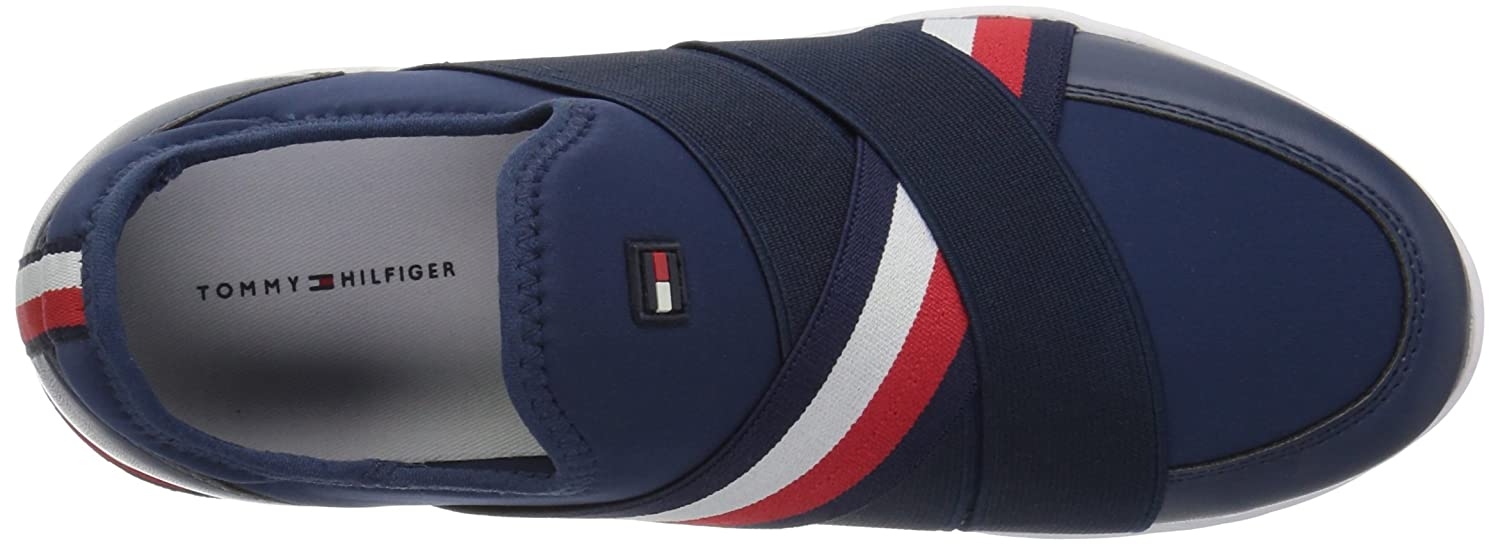 cb817c3c4f70 Tommy Hilfiger Women s Mavins Sneaker  Buy Online at Low Prices in India -  Amazon.in