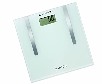Exceptional Hanson H902 Body Fat Analyser Electronic Bathroom Scale 150Kg