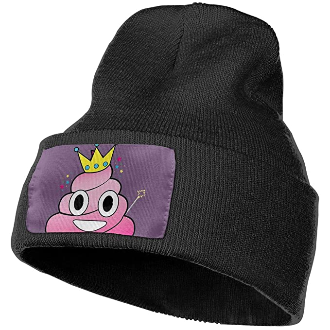 e87e9dd3c9 Anonymous Guest Knit Hat Cap Princess Poop Mens Slouchy Beanie Hat ...