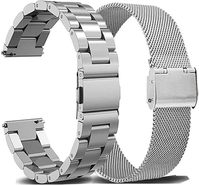 Stainless Steel Bracelet Watch 40mm