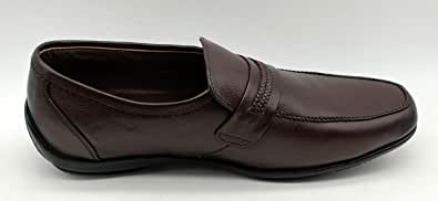 Formal leather shoe comfortable for walking