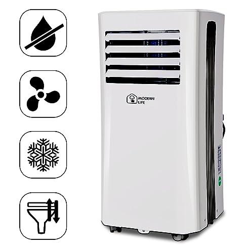 Modern Life Mobiles Klimagerät KW BTU Für Privates - Klimagerat fur schlafzimmer