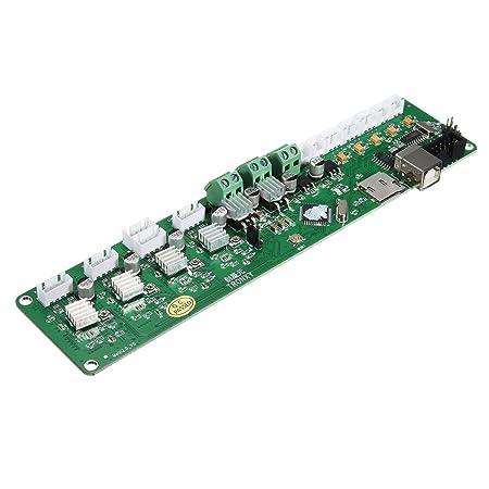 HITSAN Tronxy Melzi 2.0 ATMEGA 1284P P802M PCB - Placa base para ...