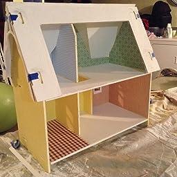 Amazon Com Duracraft The Chelsea Dollhouse Toys Amp Games