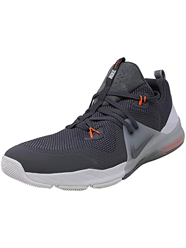 ec2415e7793d6 Nike Men s Zoom Command Cross Training Shoes-Dark Grey Wolf Grey-7.5