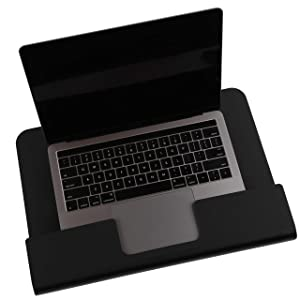 HARApad Edge Laptop EMF Shield - with Multi-Directional Shielding Technology - Most Advanced Laptop Heat and EMF Radiation Protection Shield Available (LapPad Style)