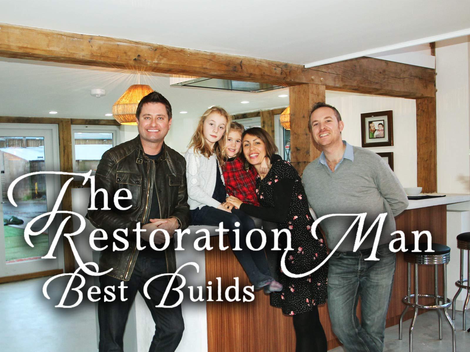 Restoration Man Best Builds