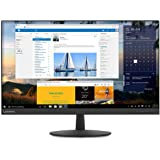 Lenovo L27q-30 27-inch QHD Monitor, LCD IPS, LED Backlit, 16:9, FreeSync, 75Hz, 4ms, Narrow Bezels, HDMI, DP, Tilt, VESA Moun