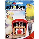 JW Pet Insight Birdie Bowling Bird Toy