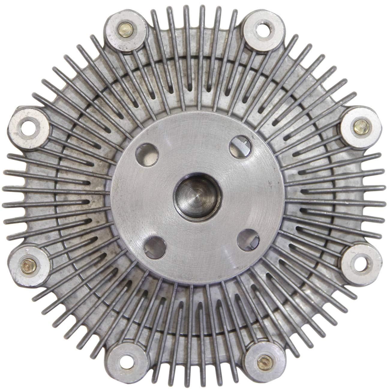 Amazon.com: TOPAZ MD104576 Engine Cooling Fan Clutch for Mitsubishi: Automotive