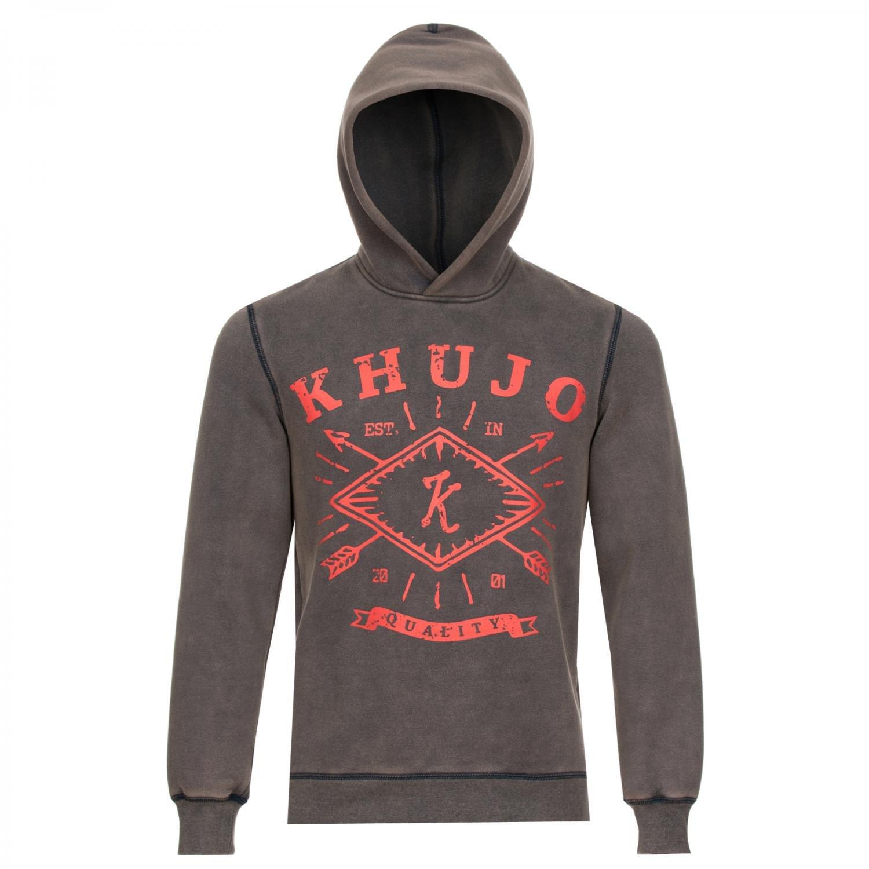 Khujo Herren Kapuzenpullover Wanto 2076SW153