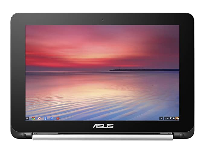 ASUS Chromebook C100PA-DB02 - Ordenador portátil (Chromebook, Touchpad, Chrome OS, Aluminio, Convertible (Carpeta), 802.11a, 802.11ac, 802.11b, 802.11g, ...