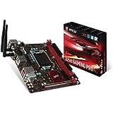 MSI B250I GAMING PRO AC ITXゲーミングマザーボード [第7世代Core Kaby Lake対応] MB3856