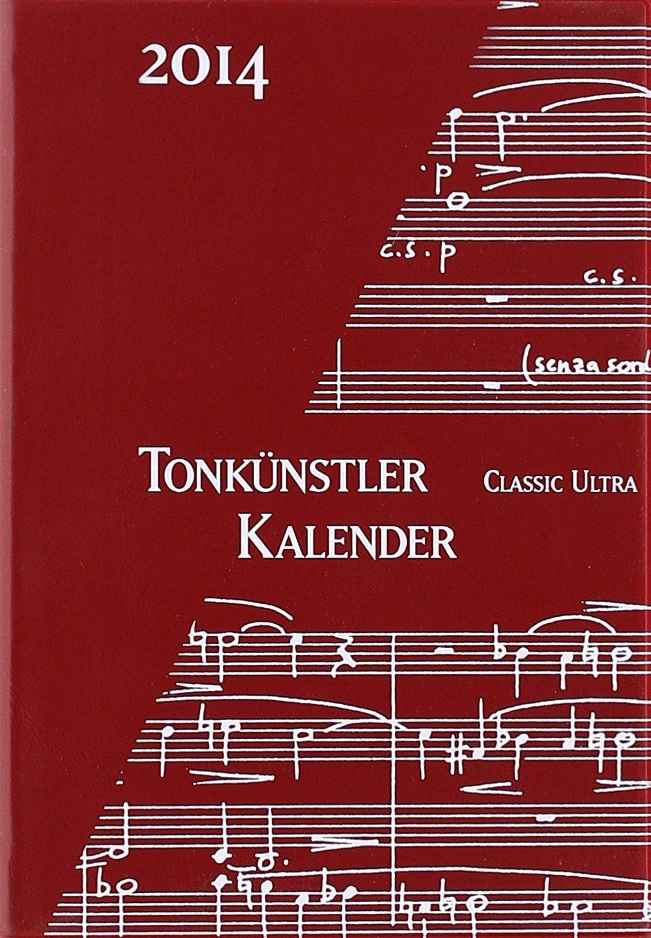 tonknstler-kalender-classic-ultra-taschenkalender-2014