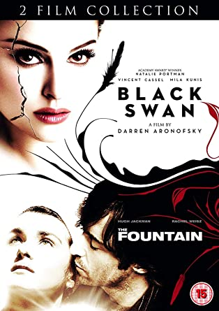 Amazon.com: Black Swan/ The Fountain Double Pack [DVD] [2006 ...