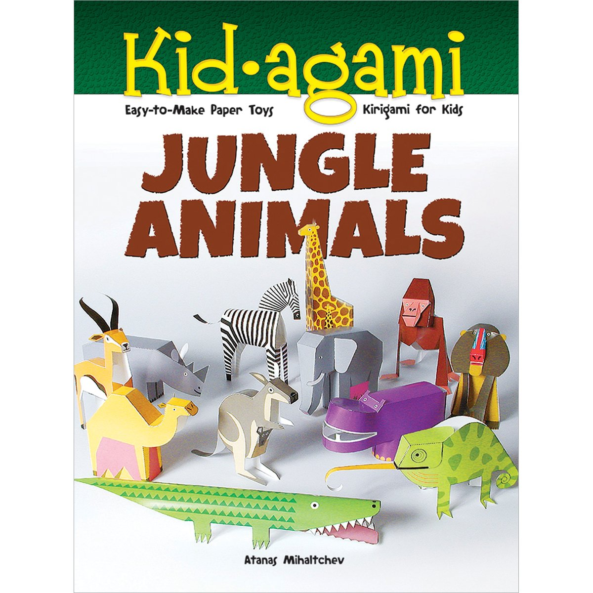 Dover Agami Jungle Animals Kid Publications DOV-78938