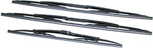 Front and Rear Wiper Blade Kit DKC000040 LR012047 for Range Rover L322