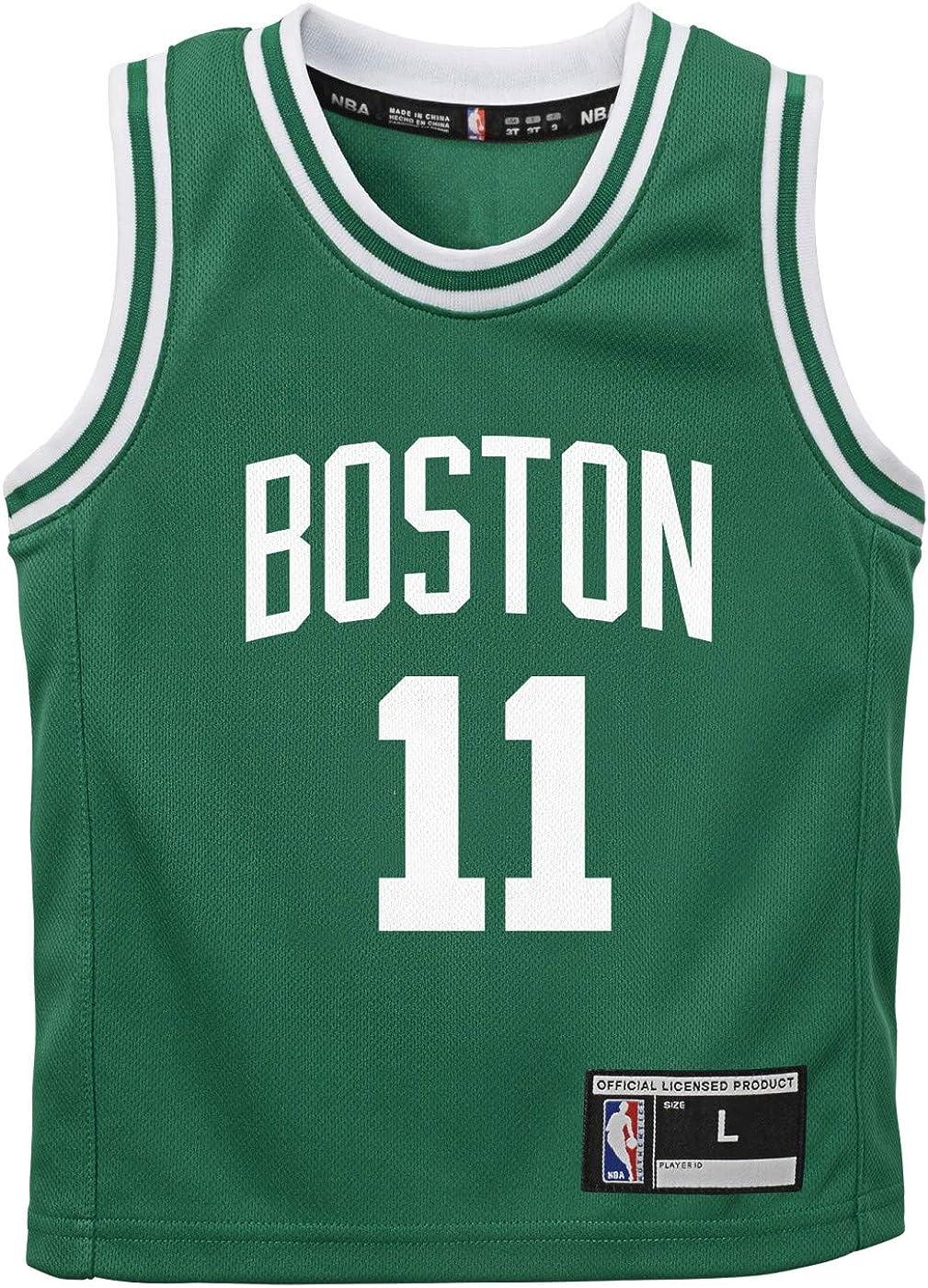 Outerstuff NBA Boys Replica Player Jersey-Road