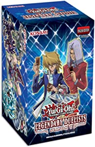 Yu-Gi-Oh! Trading Cards Yu-Gi-Oh! Cards: Legendary Duelist Season 1 Box | 6 Ultra Rares | 1 Secret Rare, Multicolor, 083717848950, 083717848950, 083717848950, 083717848950