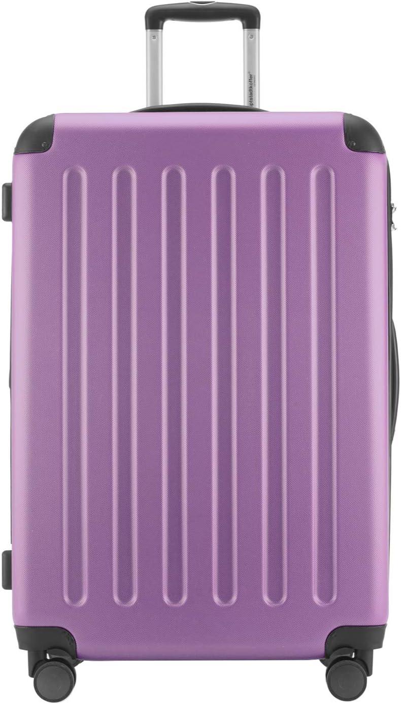 HAUPTSTADTKOFFER Valise /à Main Argent/é Brillant TSA 55 cm 42 litres Alex