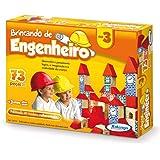 Brincando de Engenheiro 73 Peças Xalingo