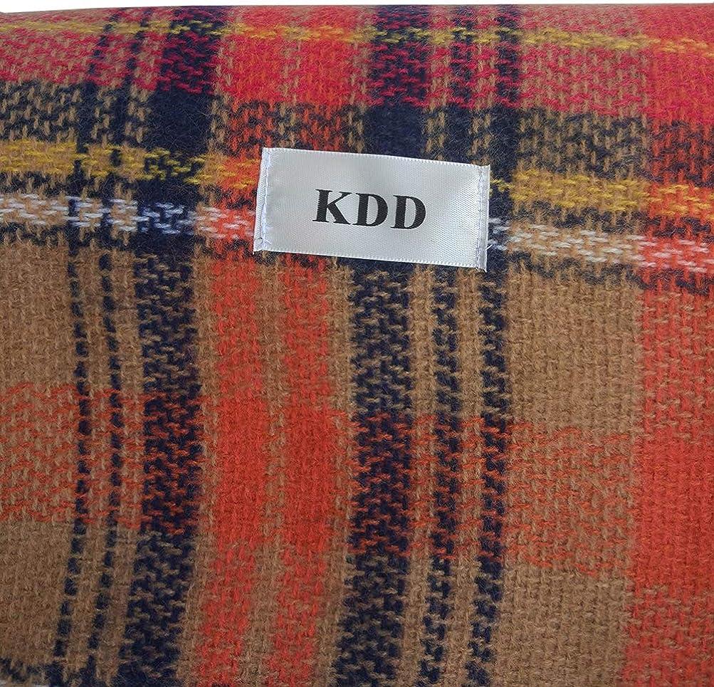 Classic Elegant Carpet Lattice Scarf KDD Womans Eternal Style Scarf