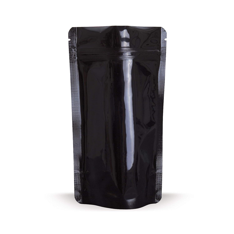 Elke - Bolsas de plástico para suelo (180 x 290 cm, 50 unidades), color negro