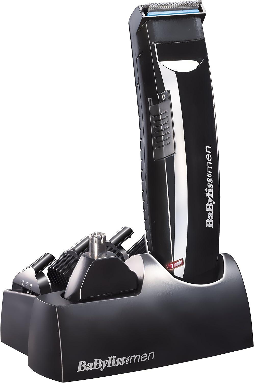 BaByliss E820PE Recargable Negro cortadora de pelo y maquinilla ...