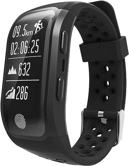 Amazon.com: GPS Reloj Deportivo Monitor de frecuencia ...