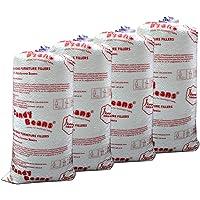 ORKA Candy Beans Bean Bag Cover Filler/Bean Bag Refill for XXXL - (Virgin)