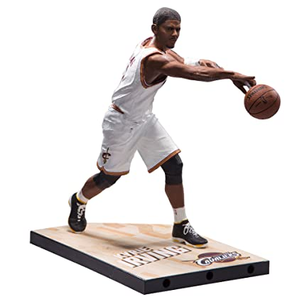 9f409faca6fb Image Unavailable. Image not available for. Color  McFarlane Toys NBA Series  29 Kyrie Irving Cleveland Cavaliers Collectible Action Figure