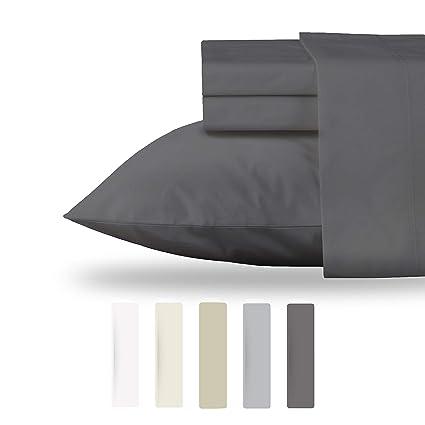 Amazon Com California Design Den Organic Cotton Bed Sheet Set