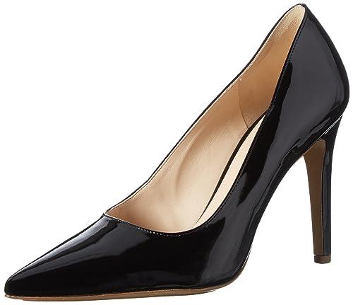 Högl 0-18 9004 0100, Zapatos de Tacón Para Mujer, Negro (Schwarz), 38.5 EU amazon-shoes el-negro