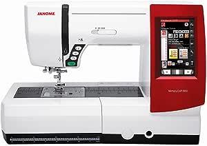 Janome Memory Craft MC 9900 máquina de coser y nitrógeno máquina: Amazon.es: Juguetes y juegos