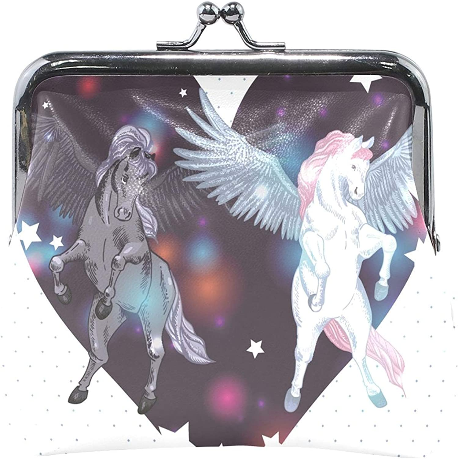 Coin Purses Internet Network Kiss-lock Buckle Vintage Clutch Cosmetic Bags