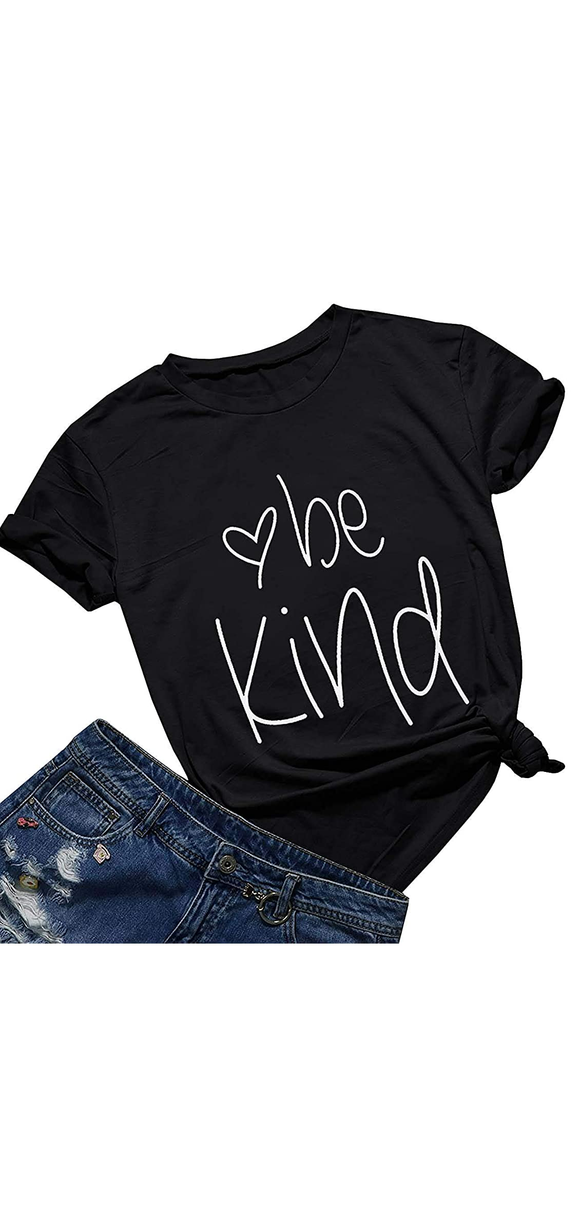 Be Kind T Shirts Women Cute Graphic Blessed Shirt Funny Teacher