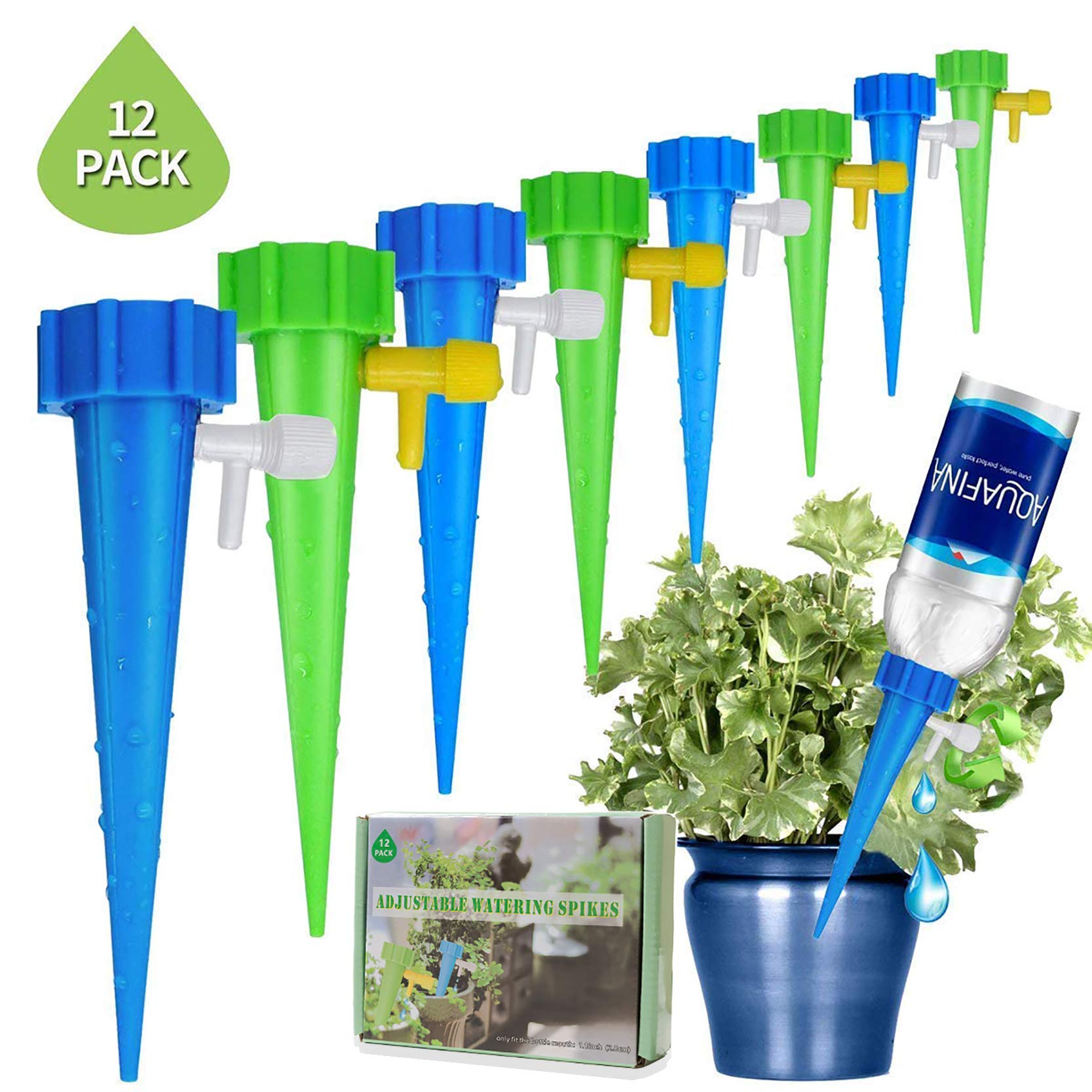 Amazon Com Automatic Watering Stakes French Innovation