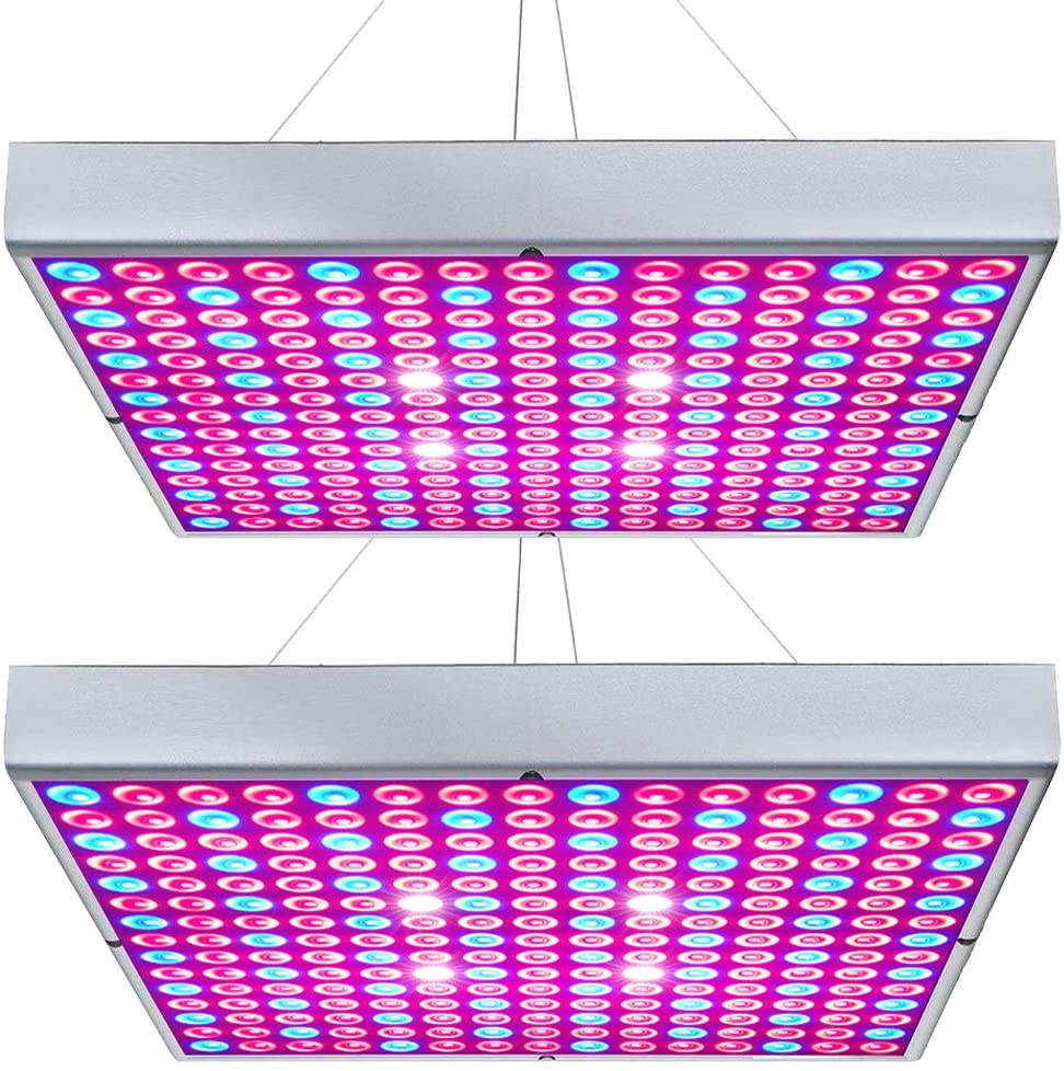 Hytekgro LED Grow Light 45W Plant Lights