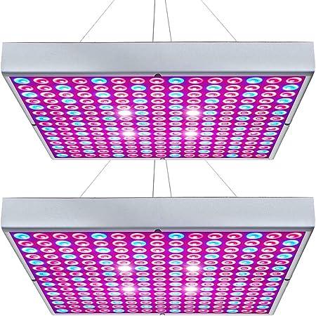 Amazon Com Hytekgro Led Grow Light 45w Plant Lights Red Blue